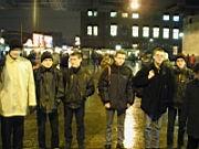 Московский вокзал. Прибытие, 8:14