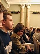Елена Андреева -- «наш» человек в жюри, 19:47
